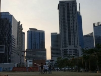 Air Residents Makati City Manila site visit