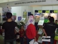 Azam Developer & Construction Sdn Bhd Booth