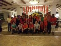 Chinese New Year Dinner at Bandar Baru Bangi, Hotel-PutraJaya