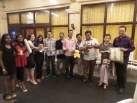 Christmas and New year Thanks giving event in Bangi Golf Resort