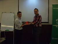 CNY Reunion event at Summerfield Training Centre