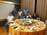 Company Chinese New Year Dinner on 21st January 2020 at Semenyih