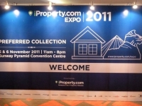 International Property Collection Show Case in Sunway Convention Pyramid Center