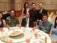 Malaysia Second Home Program Gala Dinner at Hotel Royale Chulan