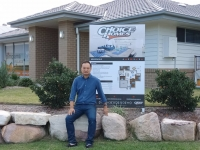Meeting with Choice Homes Gold Coast Australia on 14th July 2018