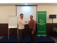 Official Certified Real Estate Agent Ceremony