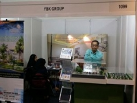 Promoting 1080 Residence at BPEX Mid Valley