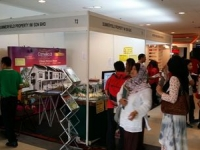 Promoting Camellia Residence 2 at PWTC