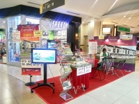Promoting Camellia Residence 2 at The Mines Shopping