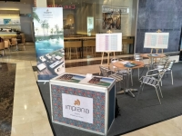 Promoting Impiana Resort and Residences at Mesra Mall Terengganu
