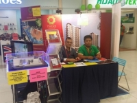 Promoting Twinz Residence at Mydin Mall USJ 1 Subang Jaya