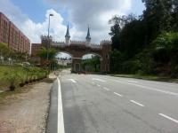 Site visit at Global Heritage show house Bukit Gambang Resort Kuantan