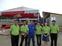 Soft Launching at Taman Desa Indah, Klang
