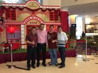 Summerfield Chinese New Year dinner at Everly Hotel Putrajaya