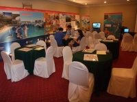 Vistana 4 stars hotel Kuantan hisbicus solo show event