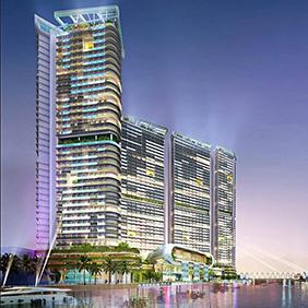 Manila, Acqua Residences