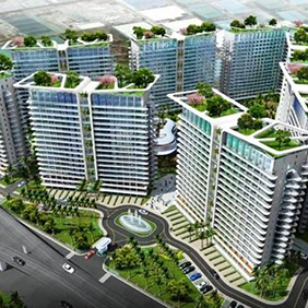 Manila, Azure Residences